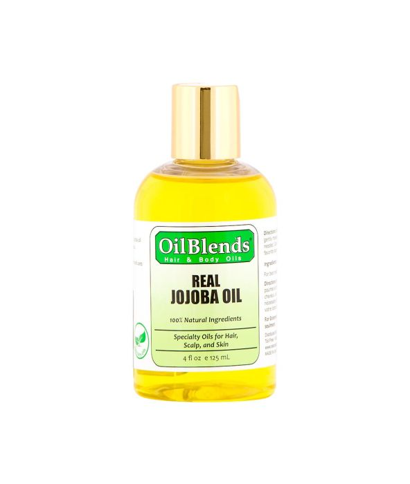 Purchase OIL BLENDS REAL JOJOBA OIL 4 oz from NATUREL for special 13.9900.